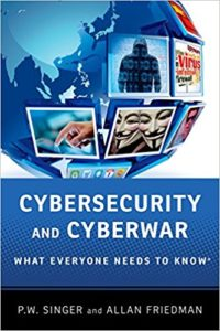 cybersecurity and cyberwar what everyone needs to know pdf